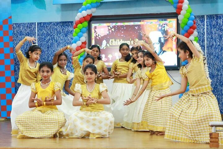 Kuriakose Elias English Medium School-Children Day