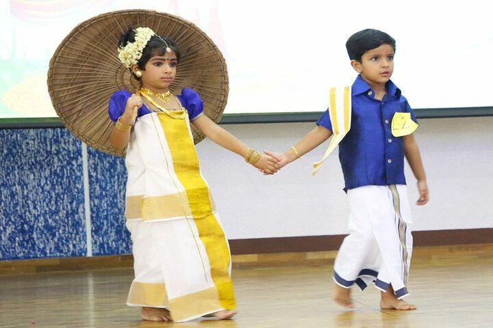 Kuriakose Elias English Medium School-Onam Celebrations