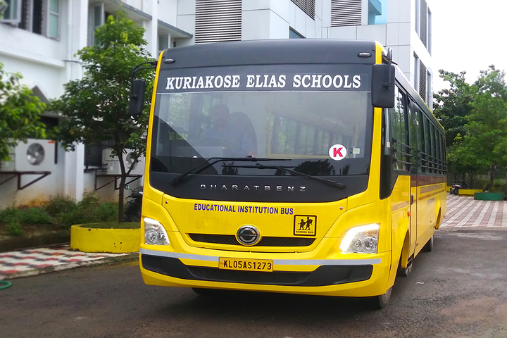Kuriakose Elias English Medium School-Transport