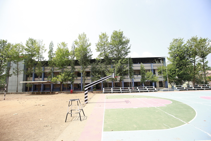 Sacred Heart Higher Secondary School & CISCE Junior College-Play Ground