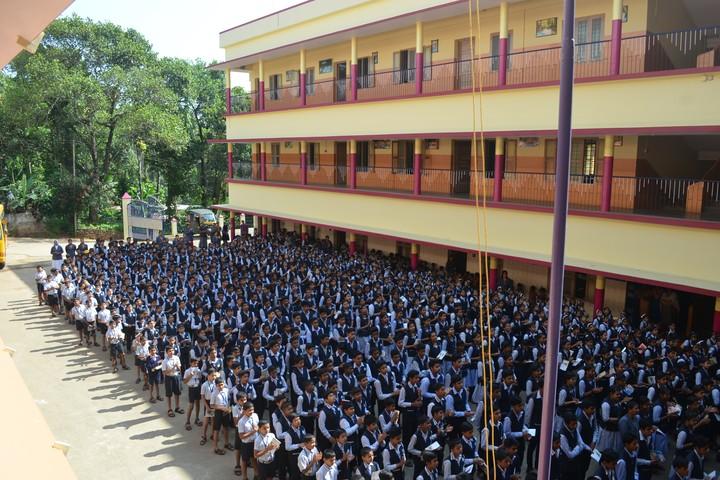 Auxilium School-Assembly