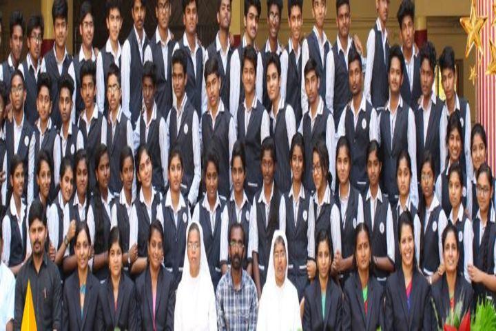 Auxilium School-Group Photo