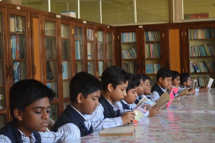 Auxilium School-Library