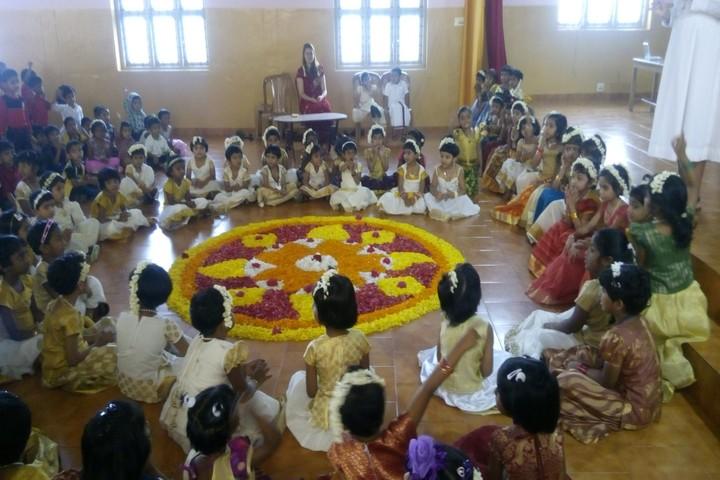Auxilium School-Onam Celebration