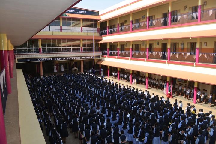 Auxilium School-School Building