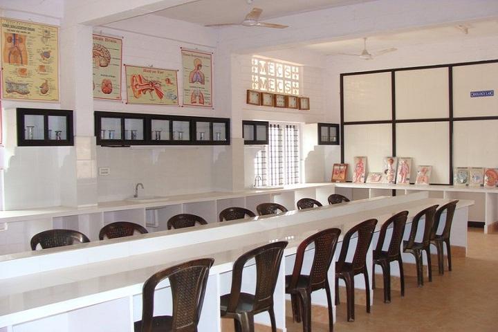 Mukundapuram Public School-Biology Lab