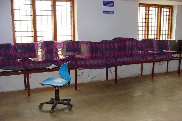 Mukundapuram Public School-IT Lab