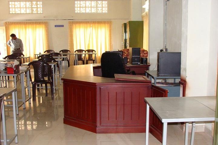 Mukundapuram Public School-Library