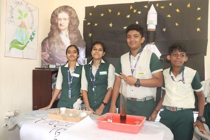 Mukundapuram Public School-Manera Creative Exhibition