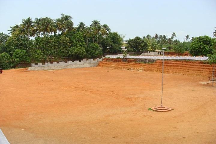 Mukundapuram Public School-Play Ground