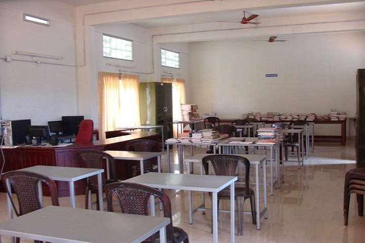Mukundapuram Public School-Reading Room and Library