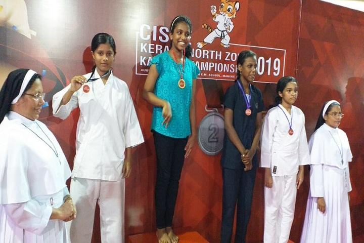 Mukundapuram Public School-Karate
