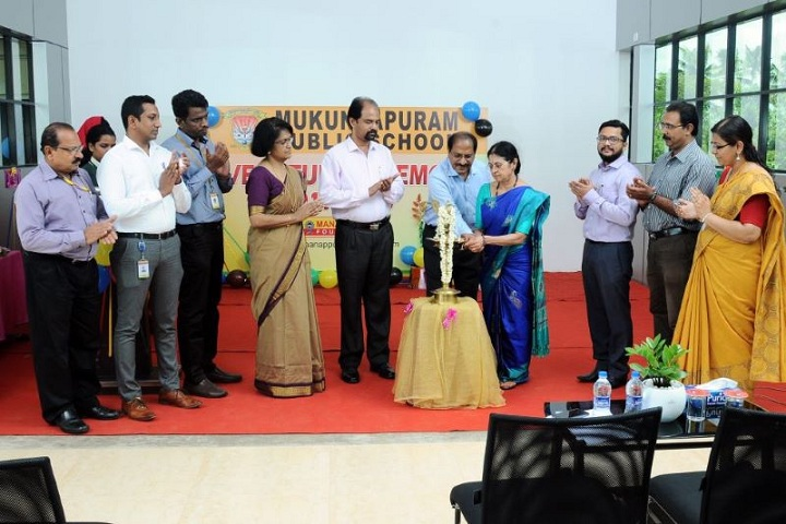 Mukundapuram Public School-Opening Ceremony