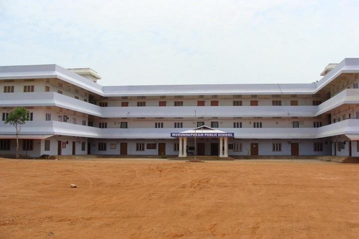 Mukundapuram Public School-School Building