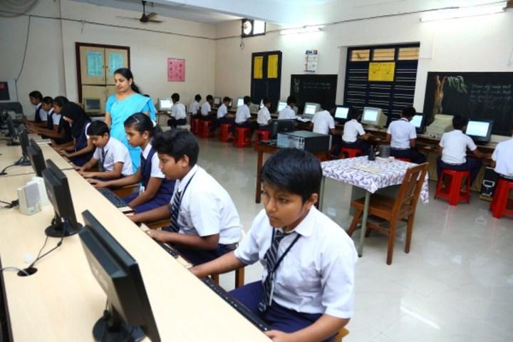 Vimala Central School-Computer Lab