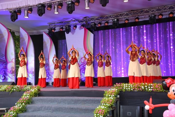Vimala Central School-Cultural Event