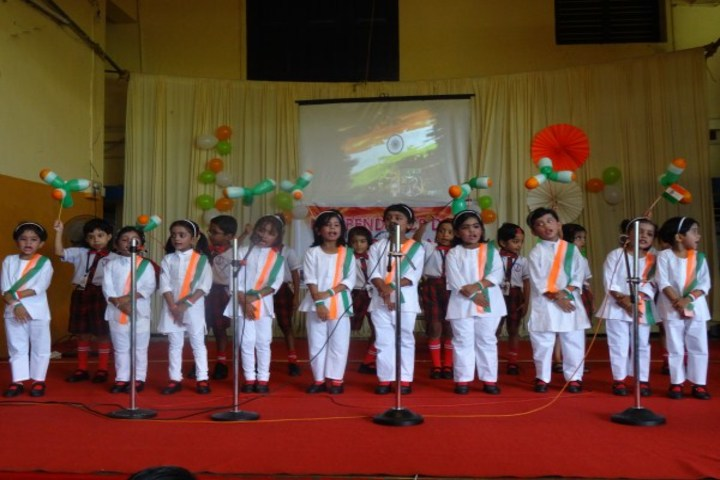Vimala Central School-Independence Day