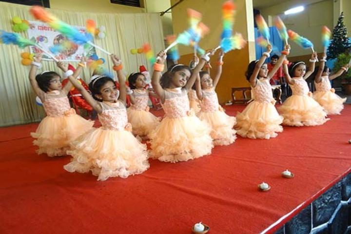 Vimala Central School-Kids Dance