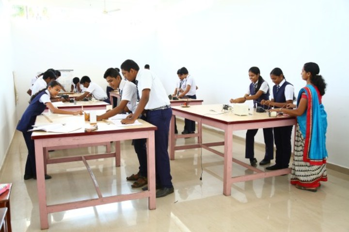 Vimala Central School-Physics Lab