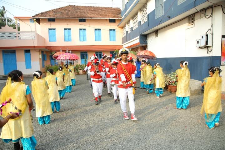 Vimala Central School-School Band