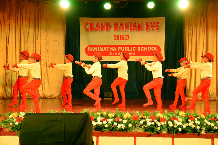 Rani Matha Public School-Annual Day