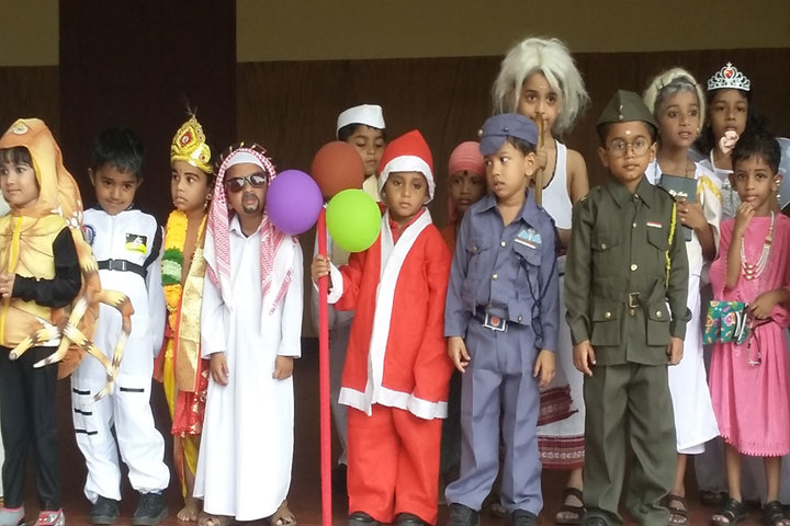 Rani Matha Public School-Fancy Dress