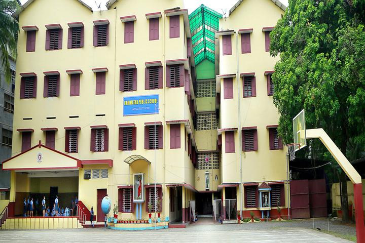 Rani Matha Public School-School Building