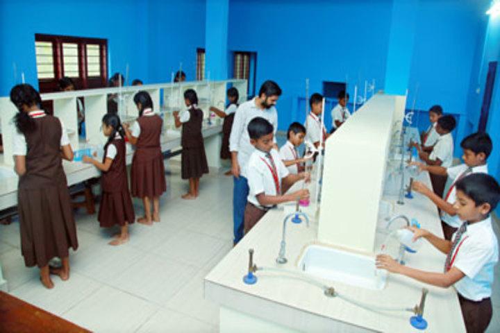 Anita Public School-Chemistry Lab