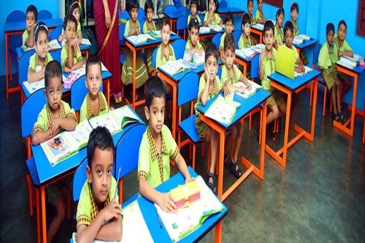 Anita Public School-Classroom