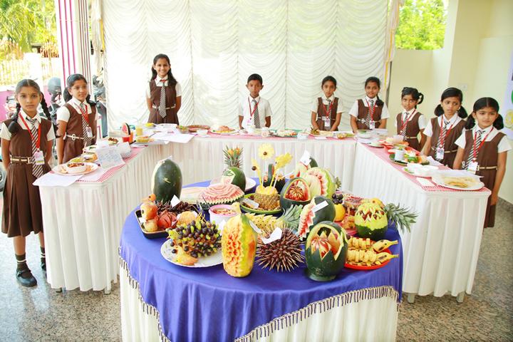 Anita Public School-Food Fest