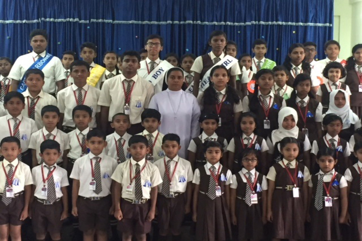 Anita Public School-Investiture Ceremony