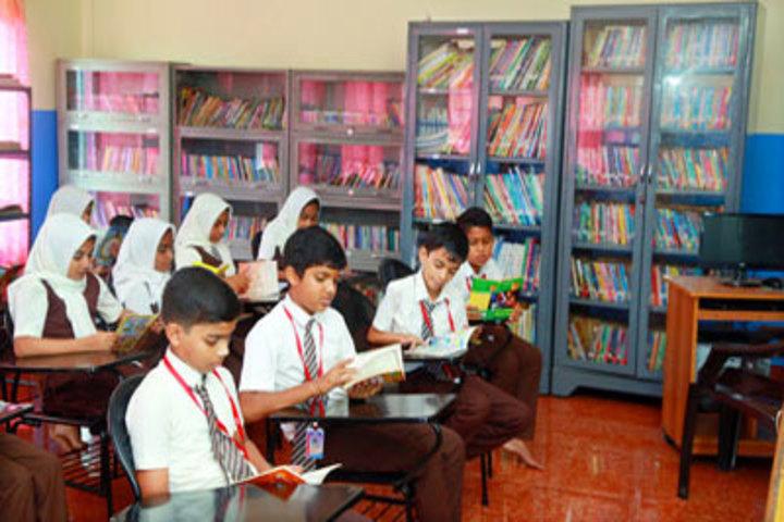 Anita Public School-Library