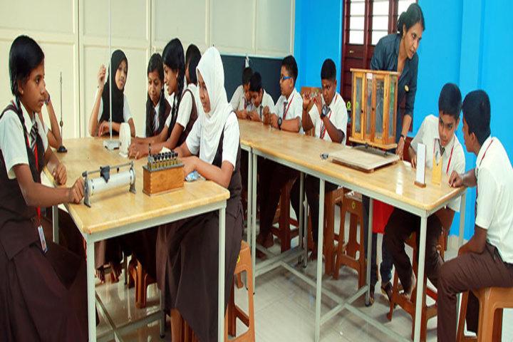Anita Public School-Physics Lab