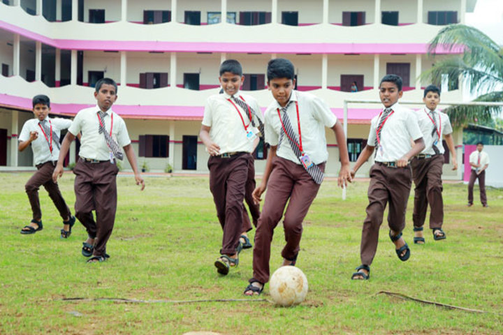 Anita Public School-Sports