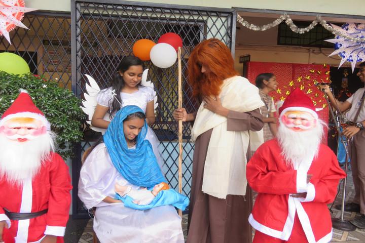 Jnanodaya Central School-Christmas Celebration