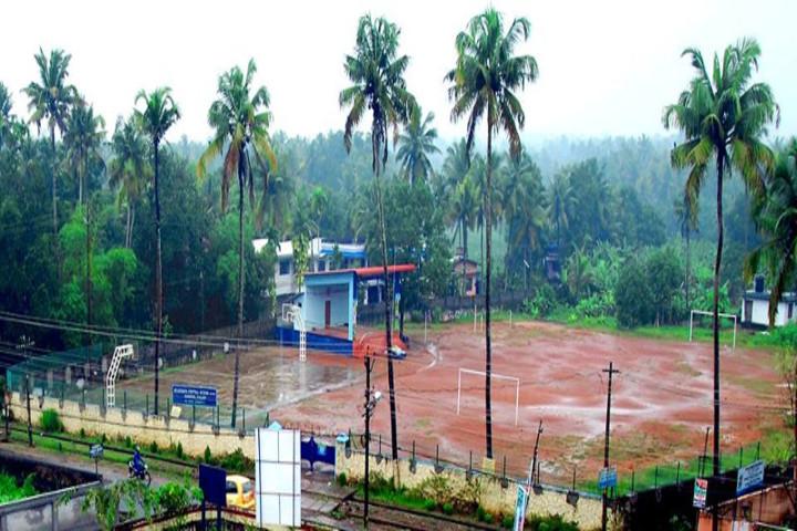 Jnanodaya Central School-Play Ground