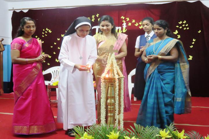 Jnanodaya Central School-Event