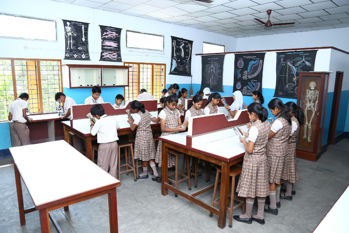 Jnanodaya Central School-Biology Lab