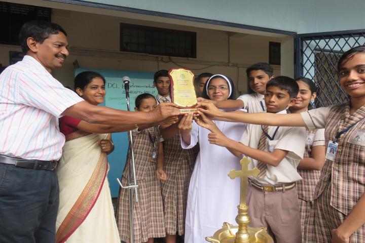 Jnanodaya Central School-Achievement