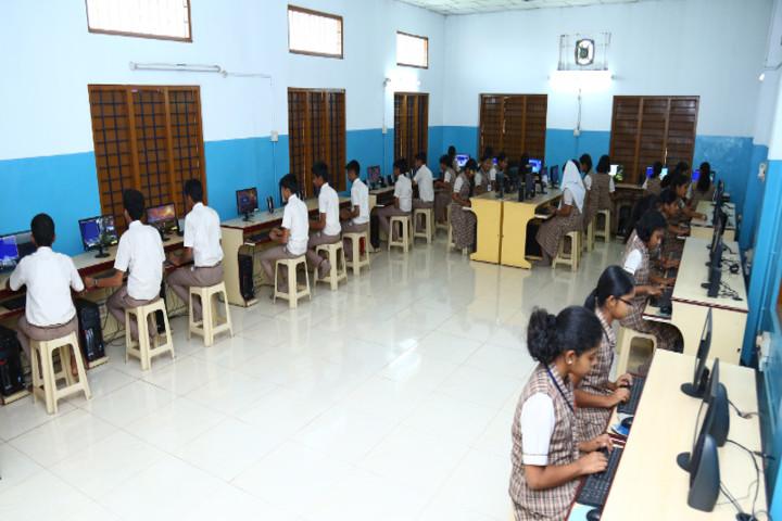 Jnanodaya Central School-Computer Lab
