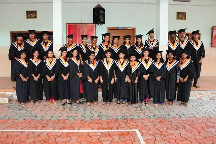 K E Carmel School-Convocation