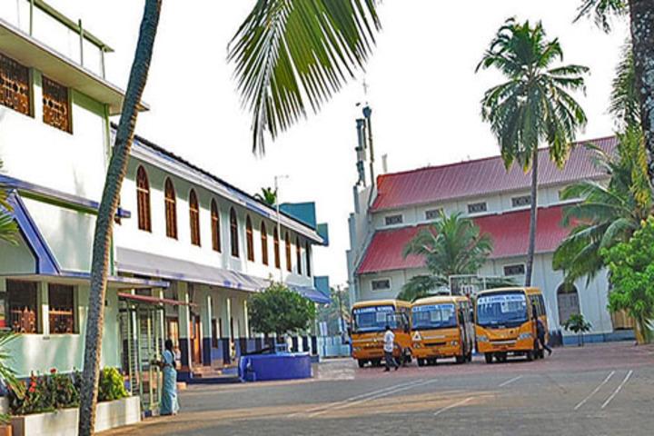 K E Carmel School-School Building