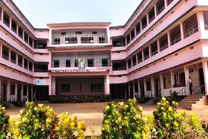 Holy Child Central School-Campus View
