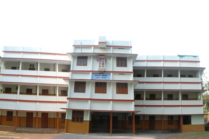 Infant Jesus Public School-Campus Building