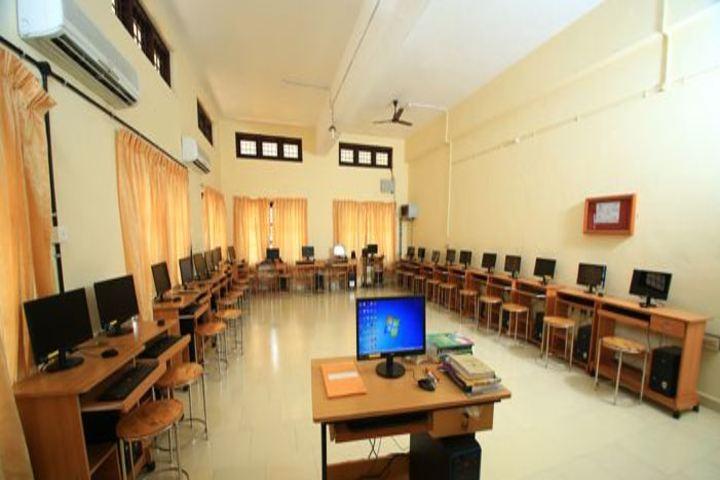 Mar Athanasius International School-Computer Lab