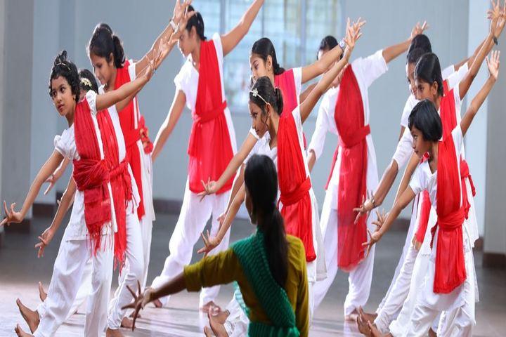 Mar Athanasius International School-Dance