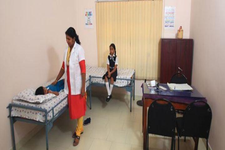 Mar Athanasius International School-Medical Checkup