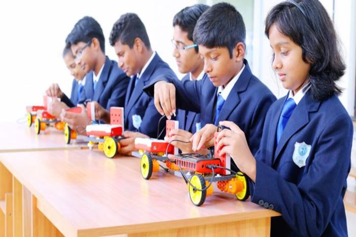 Mar Athanasius International School-Robotics