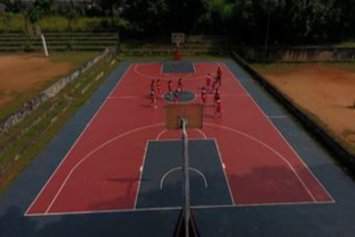 Mar Athanasius International School-Sports Court