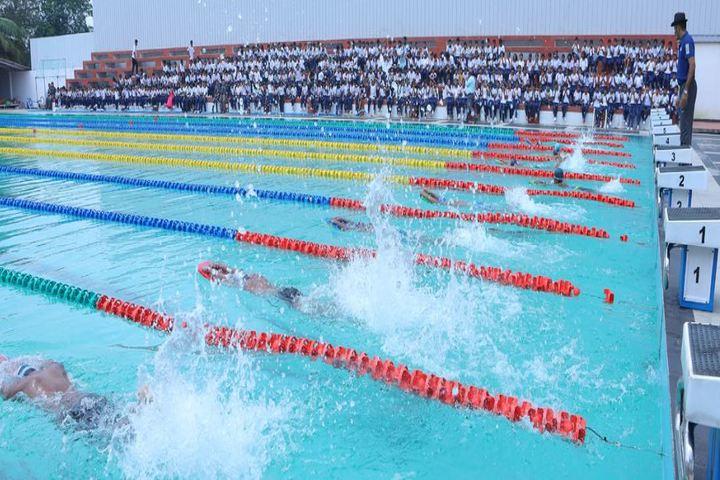 Mar Athanasius International School-Swimming